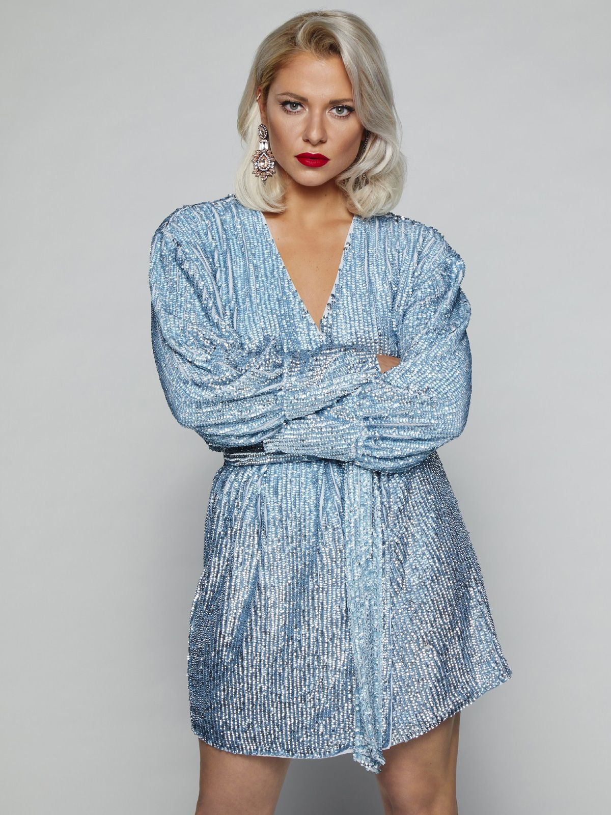 Best Dresses of the Day (874): Valentina Pahde bezaubert mit Eleganz