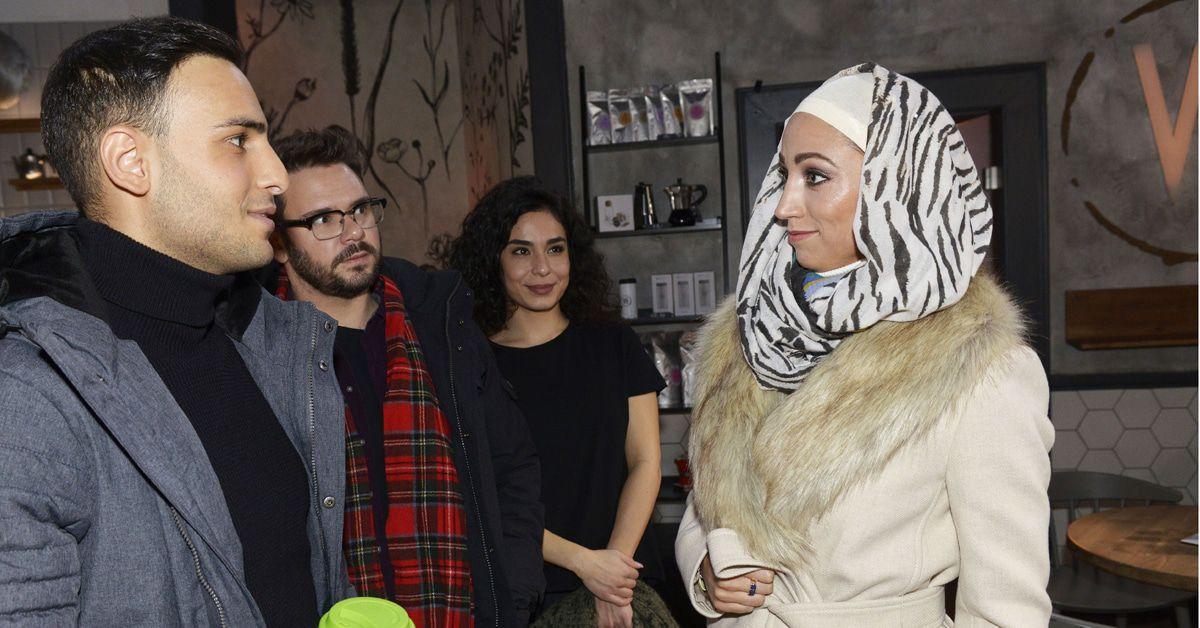 GZSZ: Vildan Cirpan - die Neue über ihre Rolle als Nazan