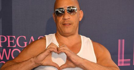 """Vin Diesel nahm """"Bloodshot""""-Rolle nur wegen seinem Sohnes an"""