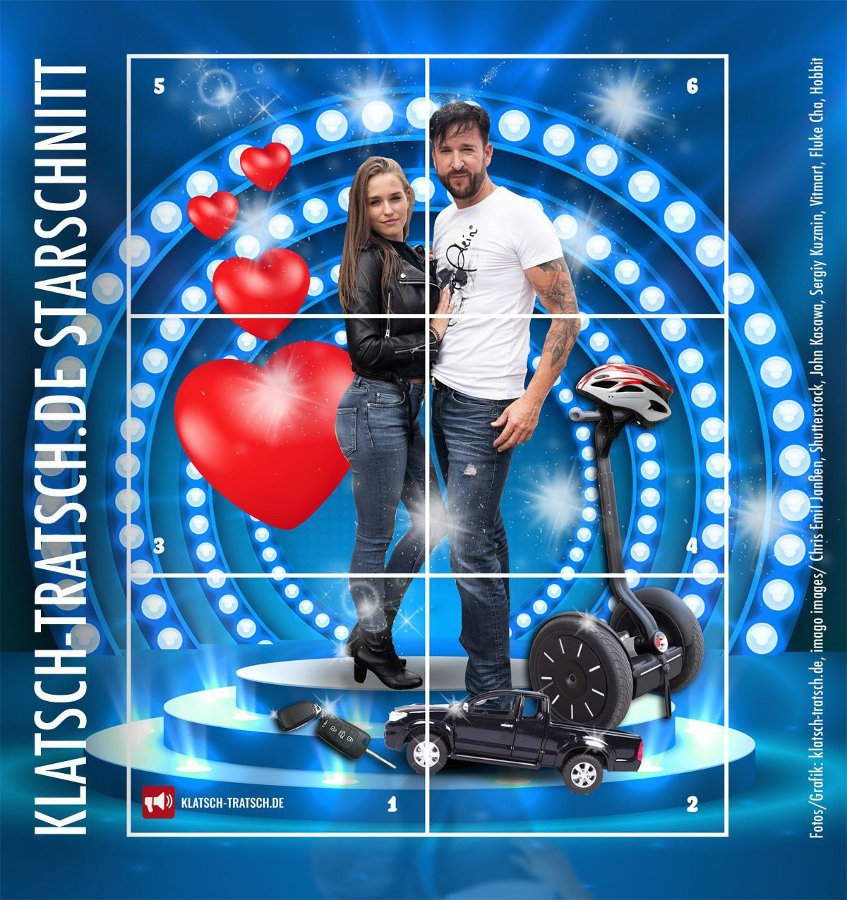 Michael Wendler & Laura Müller: Der große Starschnitt! (Teil 5)