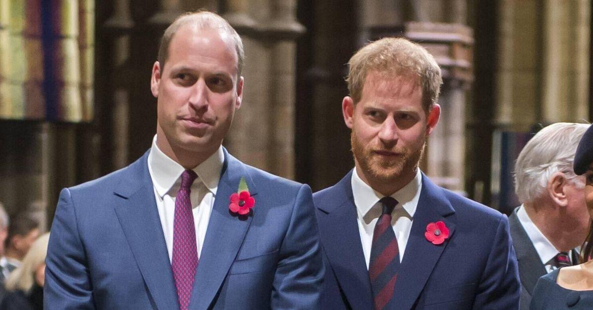 """Prinz Harry: Hat der """"Megxit"""" die Beziehung zu William komplett zerstört?"""