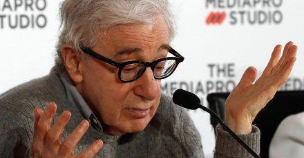 Woody Allen und neue Proteste: Wirbel um seine Autobiografie