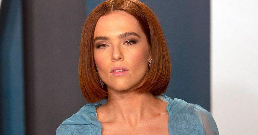 Zoey Deutch leidet seit Jahren an diesem schlimmen Hautproblem