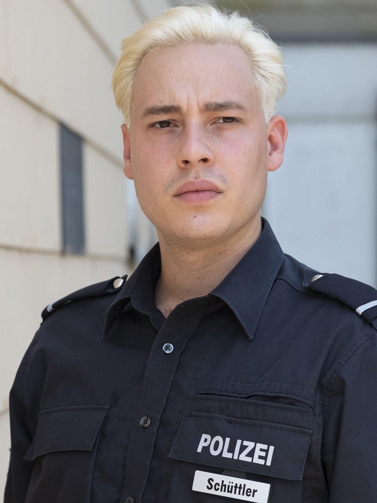 """Rapper und Sprayer Sero spielt im """"Tatort"""" einen Polizisten!"""