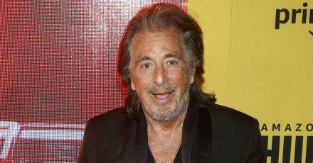 """Al Pacino wird 80: Von """"Der Pate"""" zu """"The Irishman"""""""
