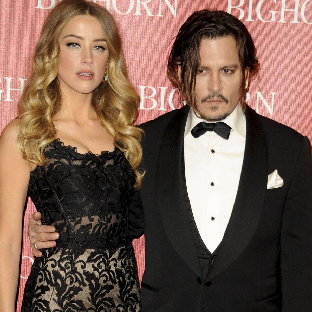 """Johnny Depp: """"Sie hat mit Wodkaflaschen nach mir geworfen"""""""
