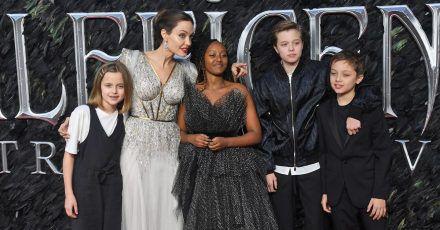 Angelina Jolie hat Erziehungstipps während der Corona-Pandemie