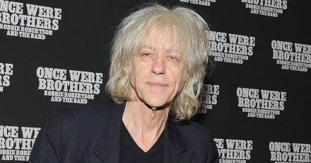 Bob Geldof fürchtet sich nicht