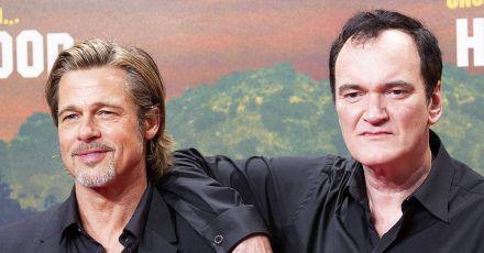 Quentin Tarantino wollte, dass Brad Pitt sich nackt macht