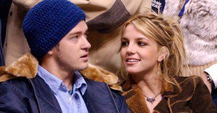 """Britney Spears hält Justin Timberlake für """"ein Genie"""""""