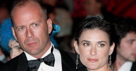 Bruce Willis und Demi Moore wiedervereint