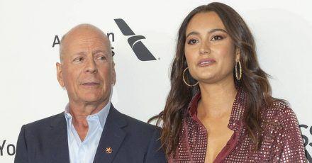 Bruce Willis: Deshalb verbringt er die Quarantäne nicht mit Emma