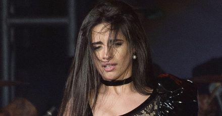 Camila Cabellos Mutter hat ihr den Pony verschnitten