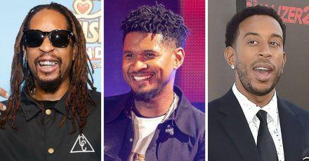 """Das ist Ushers flotter """"SexBeat"""" Dreier mit Ludacris & Lil Jon"""