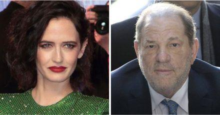 Eva Green meldet sich im Fall Harvey Weinstein endlich zu Wort
