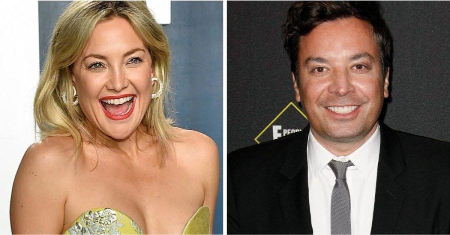 Kate Hudson wäre mal fast mit Jimmy Fallon zusammengekommen?