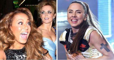 Mel C: Verrät sie hier etwa die nächsten Spice Girls-Pläne?