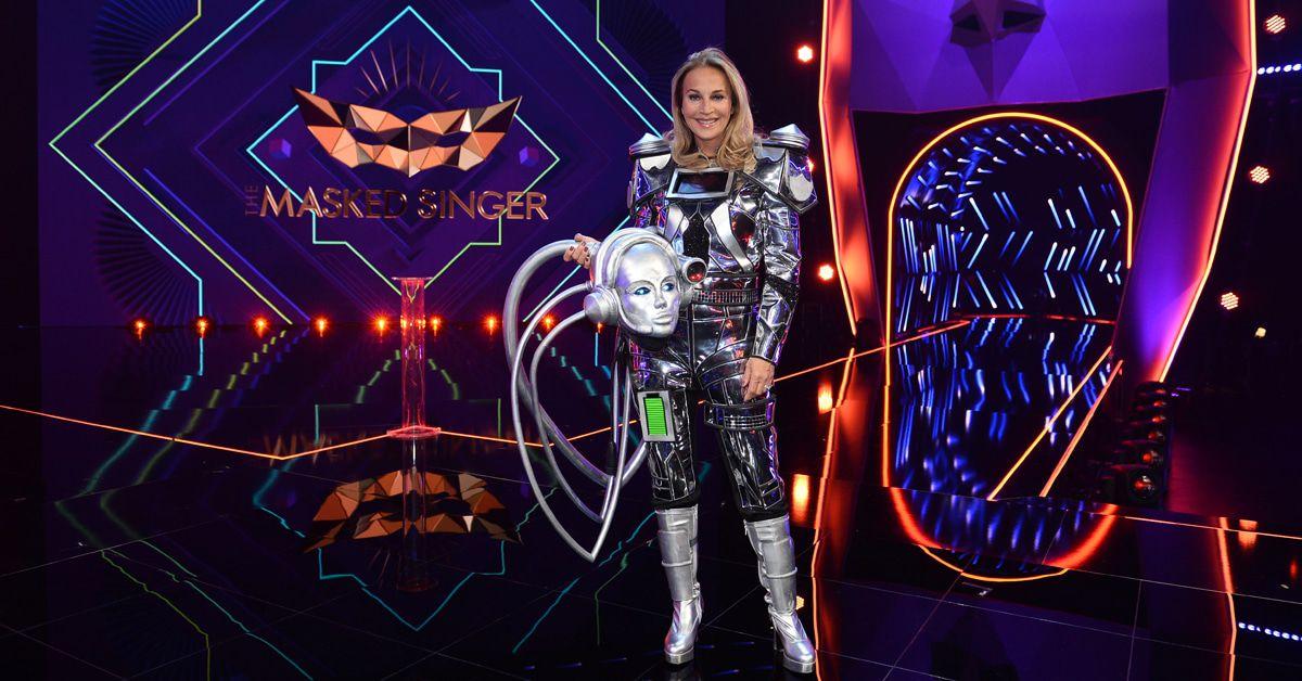 Caroline Beil kann sich jetzt auch Gesangs-Karriere vorstellen