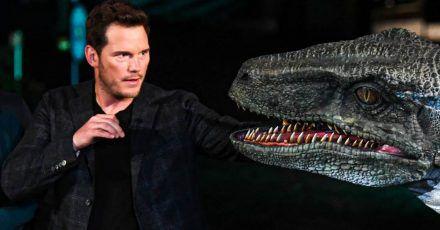 """Chris Pratt verlost zwei """"Jurassic World 3""""-Nebenrollen"""