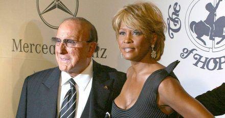 Whitney Houston: Ihr Leben soll auf die große Leinwand kommen