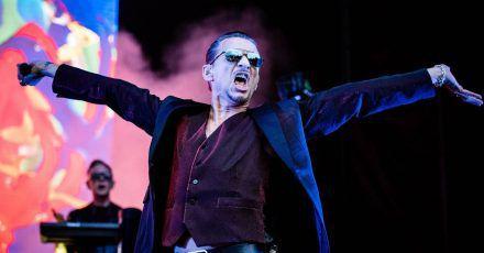 Depeche Mode spenden 10 Mio. für eigene Crew