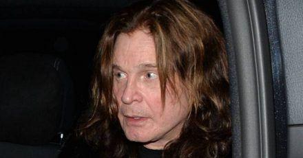 Ozzy Osbournes Behandlung fällt wegen Corona flach