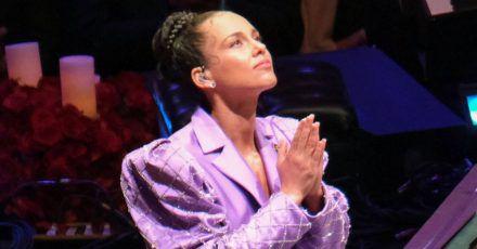 Alicia Keys hat keinen Bock mehr auf diese Showbiz-Maskeraden
