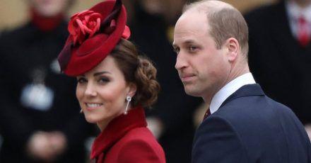 """Prinz William: """"Das ist ein anderes Level und ihr macht einen großartigen Job"""""""