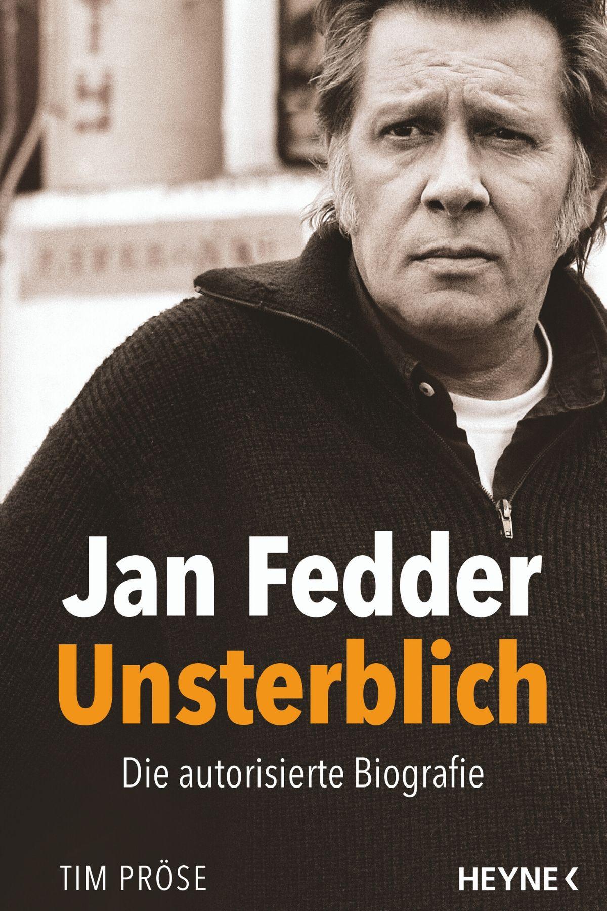 """Jan Fedder: """"Als der Krebs kam, hat er Unglaubliches mitgemacht"""""""