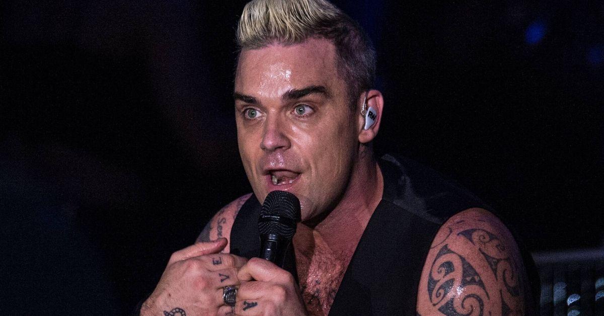 """Robbie Williams: """"Ich bin auf die Knie gegangen und habe gebetet"""" - klatsch-tratsch.de"""