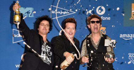 Green Day: Dafür feiern sich die Jungs so richtig