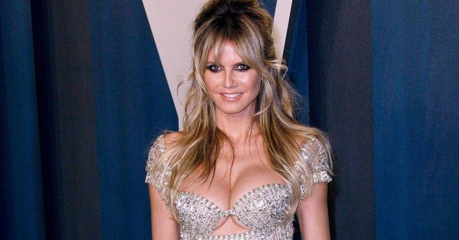 """Heidi Klum: """"War eine der Wenigen, die Brüste hatte"""""""