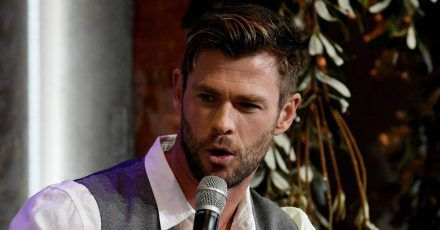"""Chris Hemsworth: """"Das war das Anstrengenste, was ich je erlebt habe"""""""