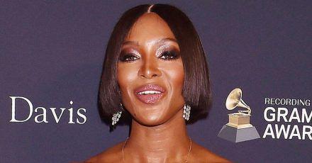 """Naomi Campbell: """"Ich esse nur einmal am Tag"""""""