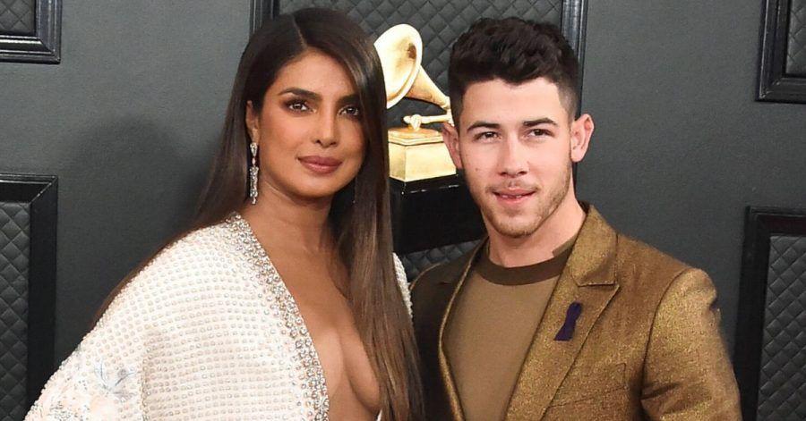 Nick Jonas und seine Frau Priyanka Chopra machen zusammen Musik