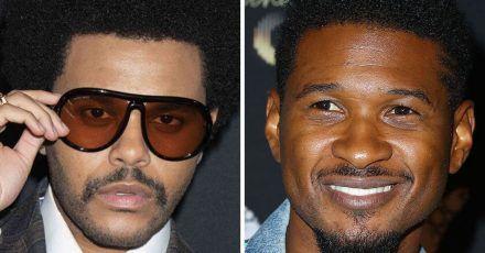 The Weeknd: Kopiert Usher seinen Stil?