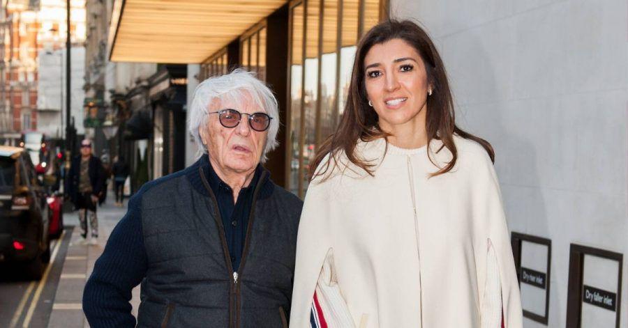 Bernie Ecclestone wird mit 89 noch mal Vater