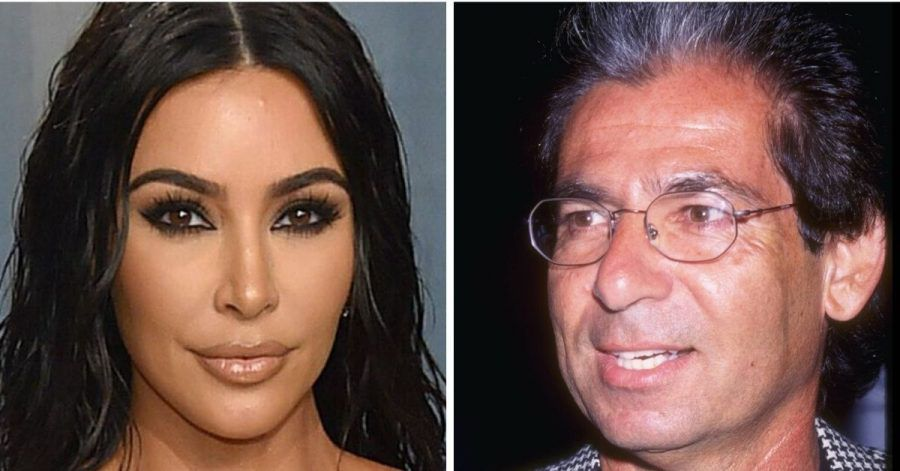 Kim Kardashian sieht aus wie ihr toter Papa Robert Kardashian