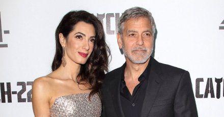 George und Amal Clooney: Eigenes Mini-Luxusanwesen für ihre Zwillinge?