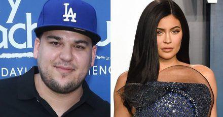Kylie Jenner: Zahlt sie ihrem Bruder Rob Taschengeld aus?