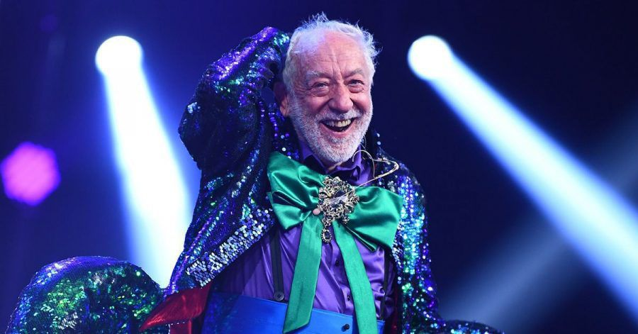 The Masked Singer: Dieter Hallervorden (85) enttarnt