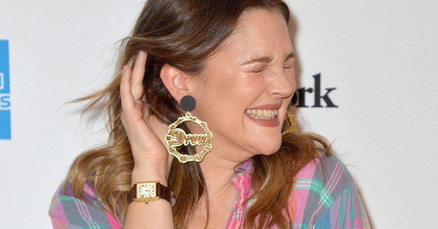 Drew Barrymore: Riesenfüße nach zwei Schwangerschaften