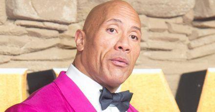 """Dwayne Johnson will sich nicht """"wie ein Arschloch fühlen"""""""
