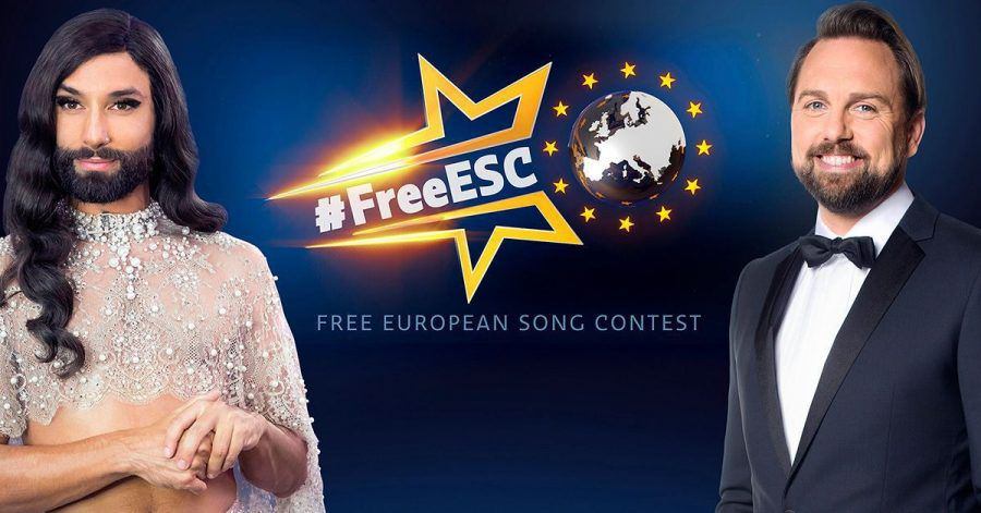 "Conchita Wurst moderiert Stefan Raabs ""Free European Song Contest"""
