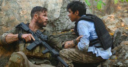 """Chris Hemsworths """"Extraction"""": Hier ist der erste Trailer!"""