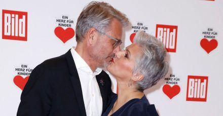 """Brigit Schrowange über ihren Frank: """"Ich wusste sofort, der ist es"""""""
