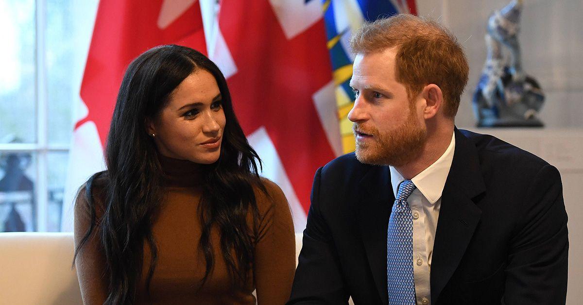 Harry und Meghan boykottieren britische Klatschpresse!