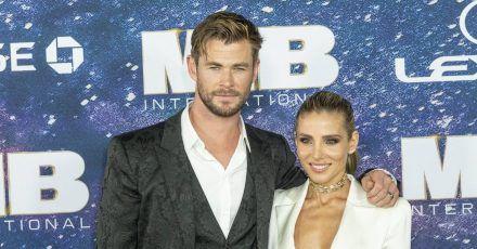 Chris Hemsworth: Darum trägt Ehefrau Elsa nicht seinen Namen