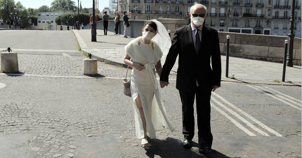 Heiraten im Schatten der Corona-Krise - wie geht das?