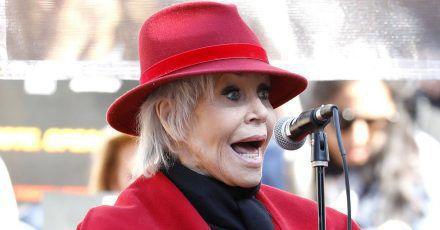 Jane Fonda (82) präsentiert ihre beeindruckende Fitnessroutine